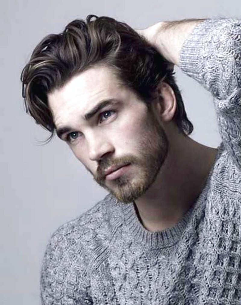 Long-MenS-Hairstyles-For-Thick-Hair Long Men'S Hairstyles For Thick Hair