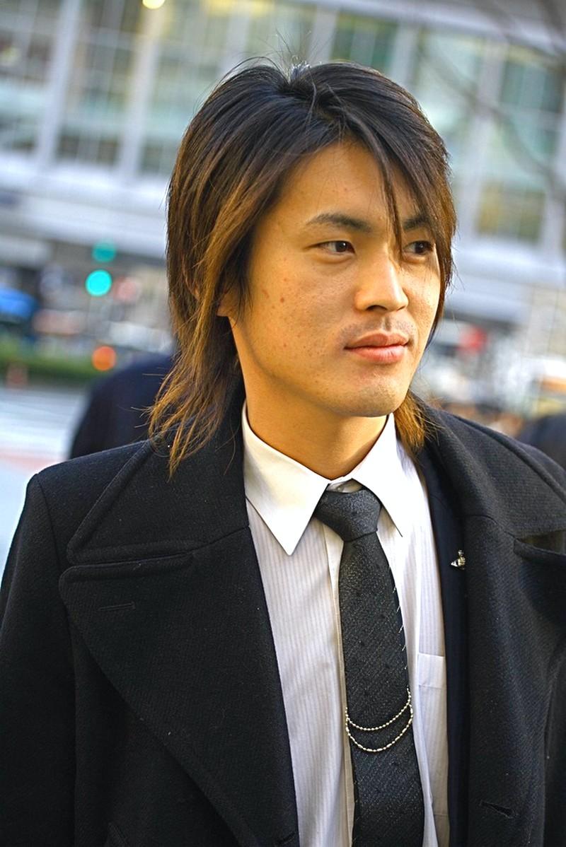 Long-MenS-Layered-Haircut Long Men'S Layered Haircut