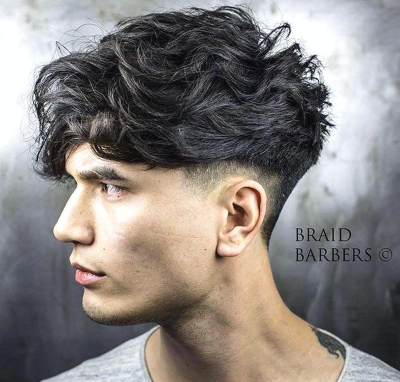 Low-Undercut-Mens-Haircut Low Undercut Mens Haircut