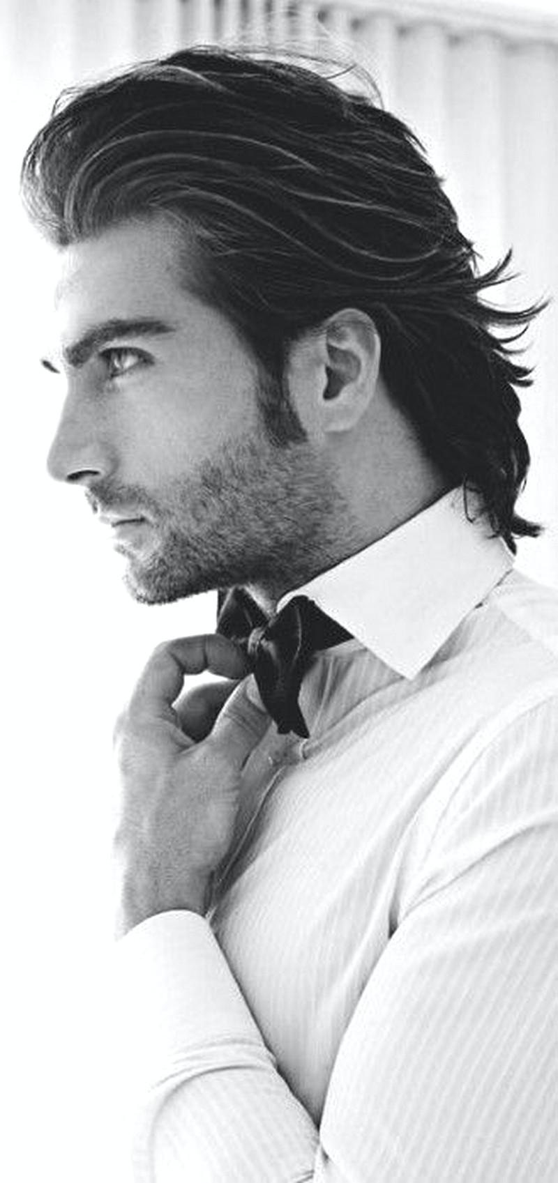 Man-Long-Hair-Style-Photo Man Long Hair Style Photo