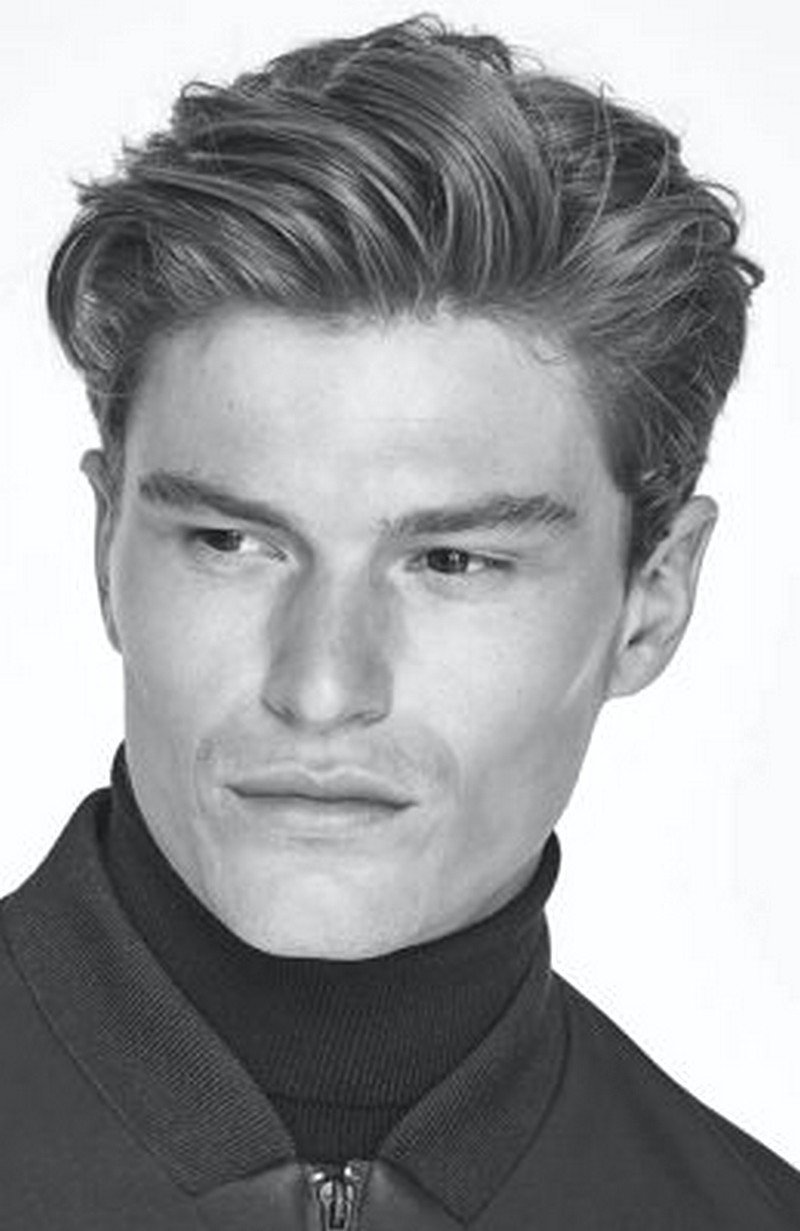 Medium-Length-Hair-MenS-Style Medium Length Hair Men'S Style