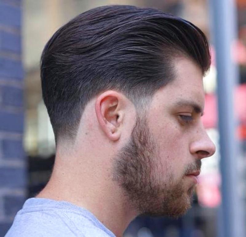 Medium-Taper-Mens-Haircut Medium Taper Mens Haircut
