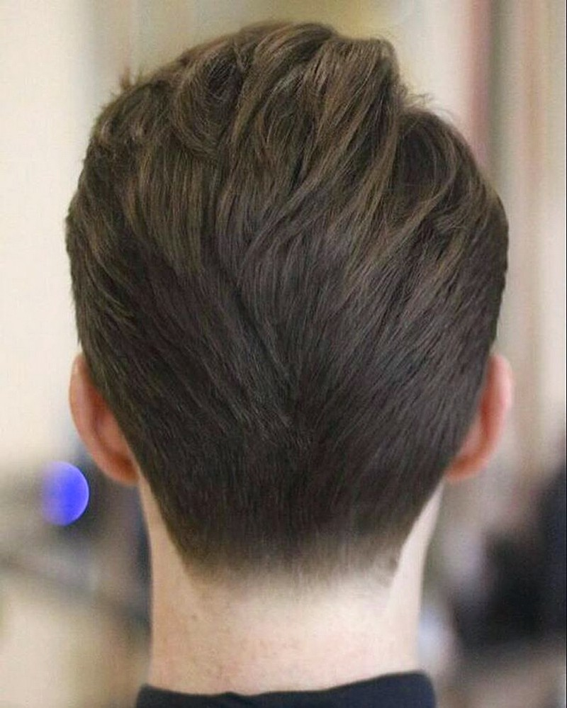 Men-Hairstyle-Back Men Hairstyle Back