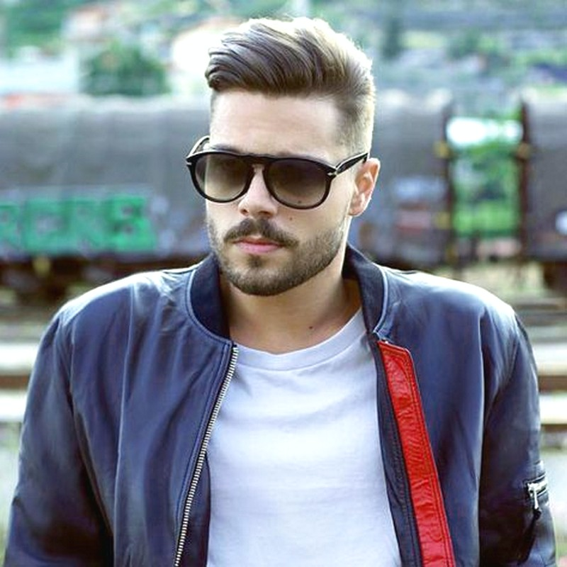 Men-Hairstyle-For-Oval-Face Men Hairstyle For Oval Face