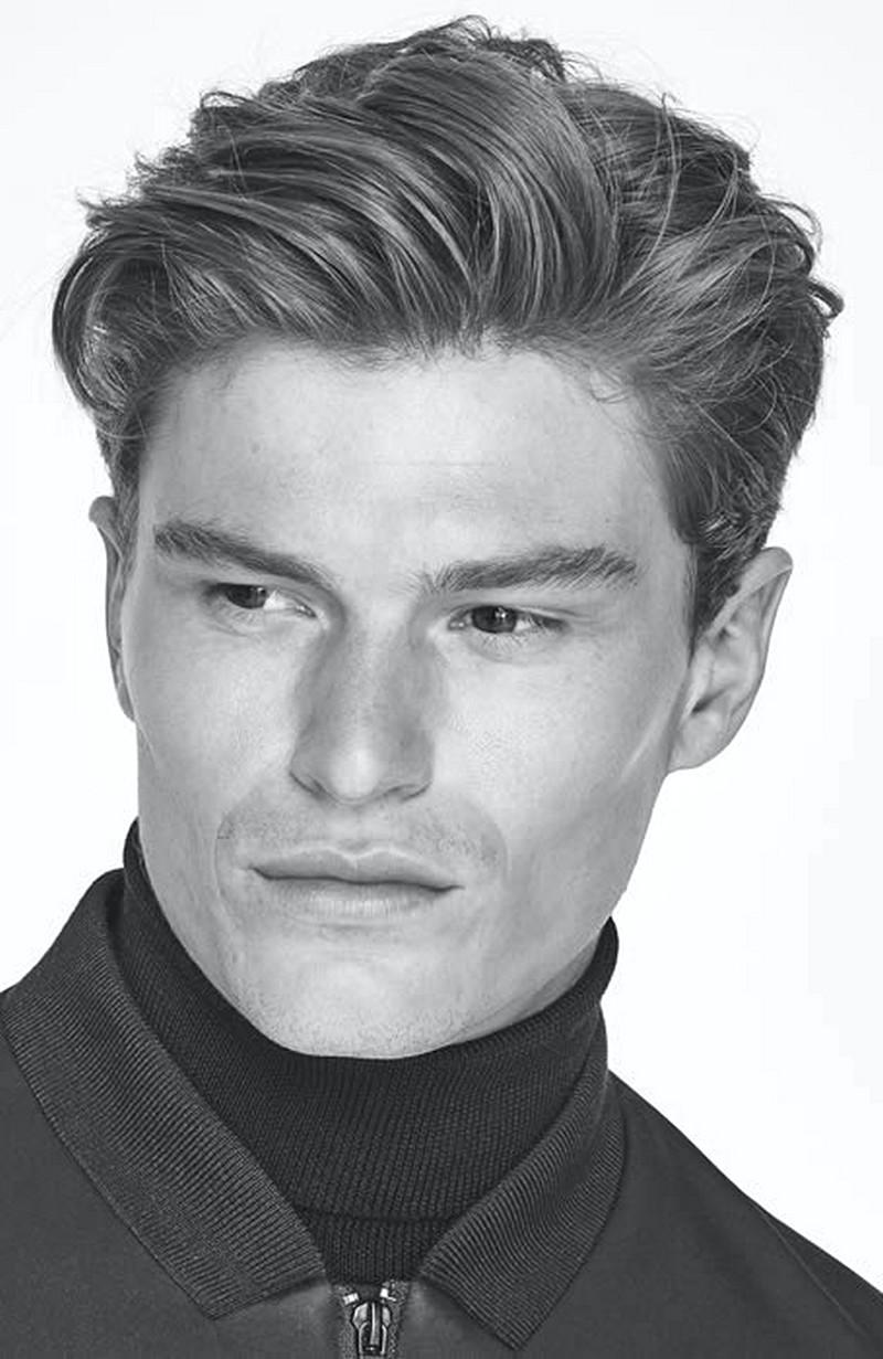 Men-Hairstyle-Medium Men Hairstyle Medium