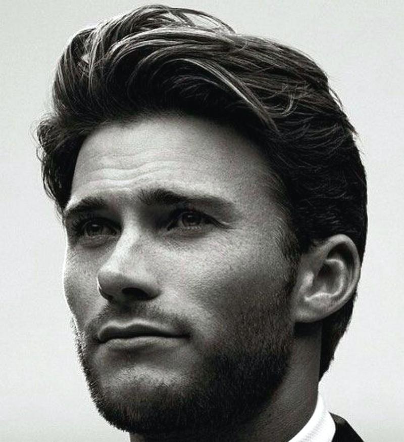 MenS-Classic-Medium-Length-Hairstyles Men'S Classic Medium Length Hairstyles