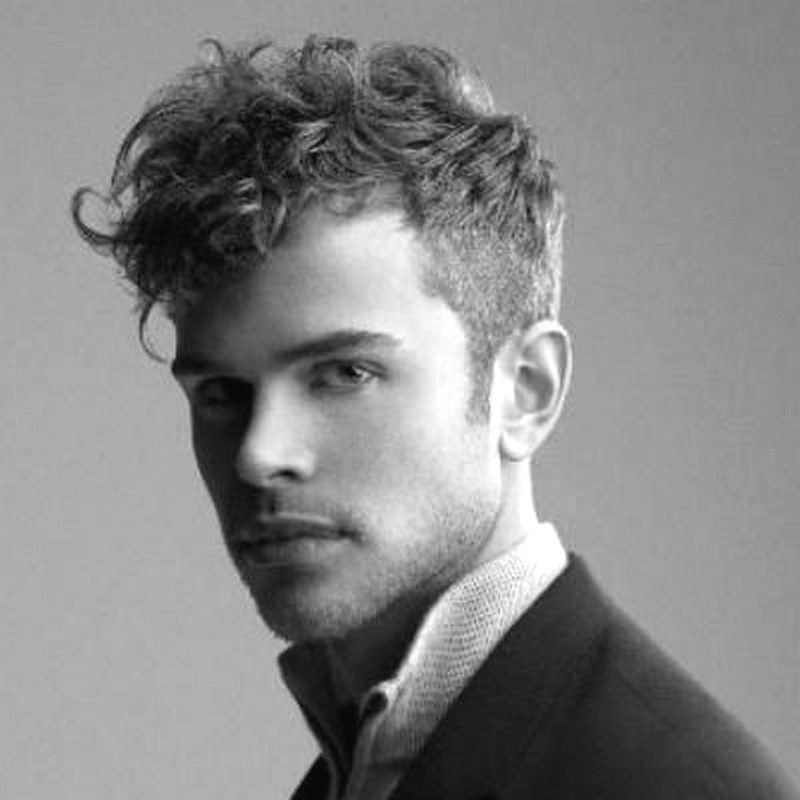 MenS-Curly-Hairstyle-Short Men'S Curly Hairstyle Short
