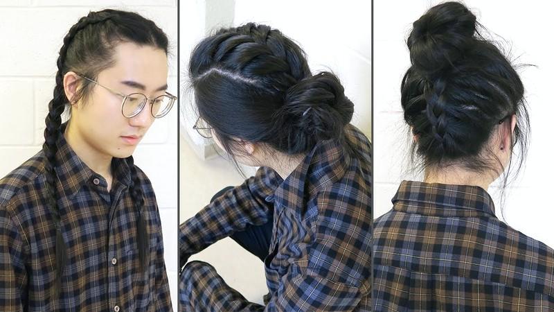 MenS-Easy-Long-Hairstyles Men'S Easy Long Hairstyles