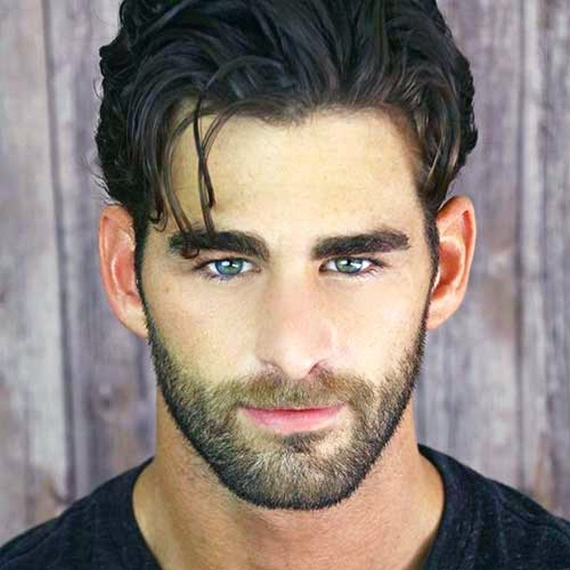 MenS-Hair-And-Face-Style Men'S Hair And Face Style