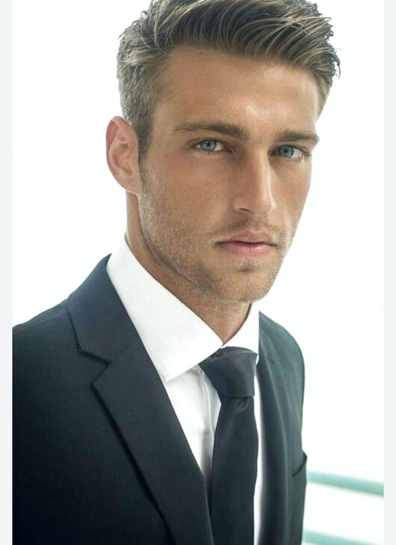MenS-Haircut-Long-Front-Short-Back Men'S Haircut Long Front Short Back