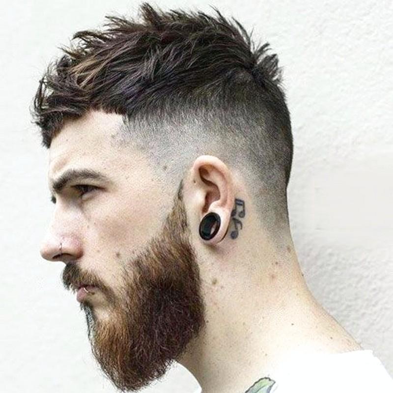 MenS-Haircut-Short-And-Messy Men'S Haircut Short And Messy