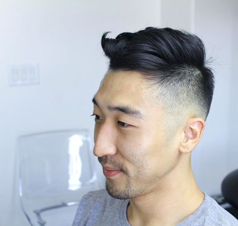 MenS-Haircut-Style-Undercut Men'S Haircut Style Undercut