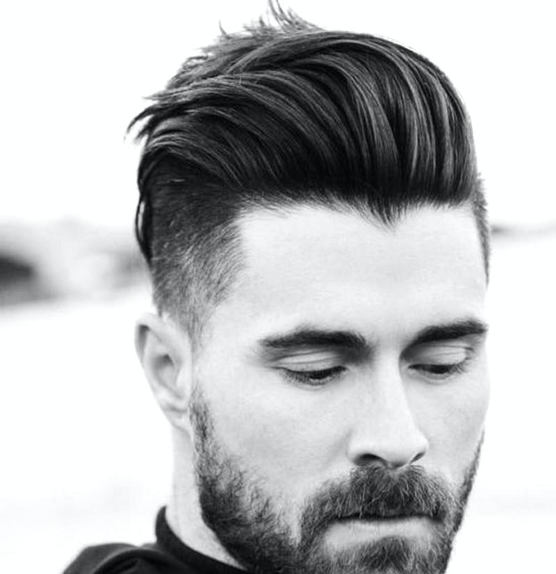 MenS-Haircut-With-Short-Sides Men'S Haircut With Short Sides