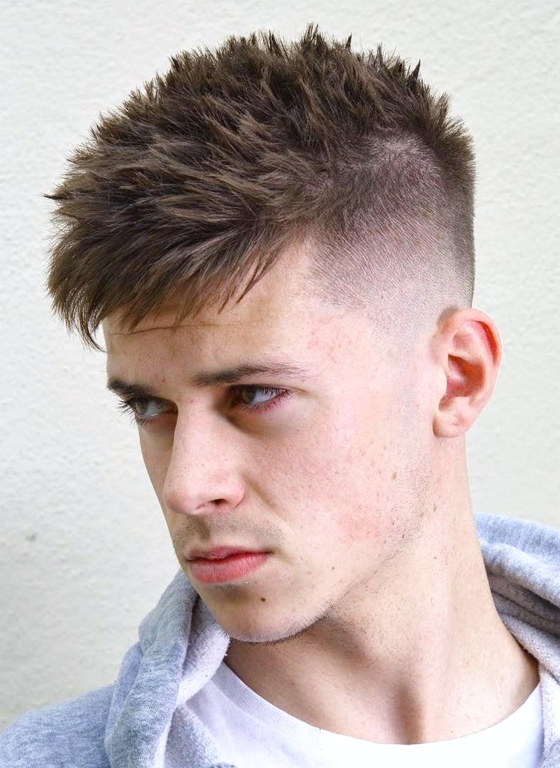 MenS-Haircut-With-Undercut Men'S Haircut With Undercut