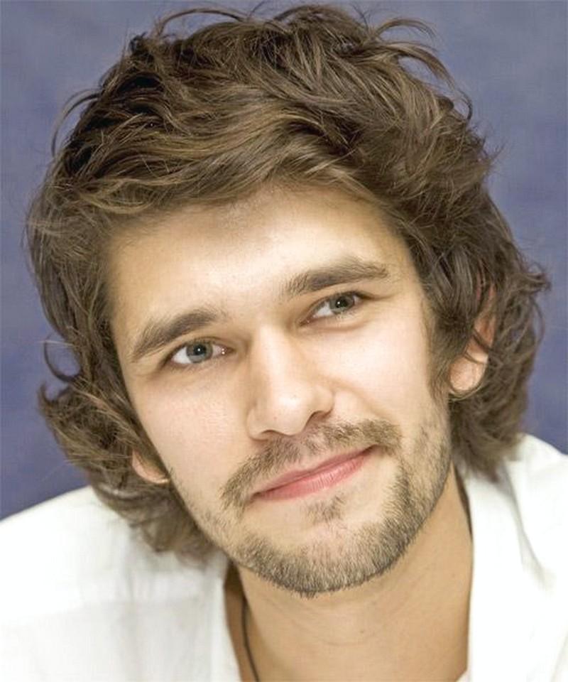 MenS-Haircuts-Medium-Length-Wavy Men'S Haircuts Medium Length Wavy
