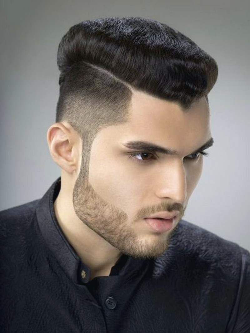 MenS-Hairstyle-A-Simple Men'S Hairstyle A Simple