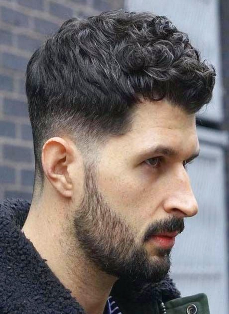 MenS-Hairstyle-Curly-Hair-2019 Men'S Hairstyle Curly Hair 2019