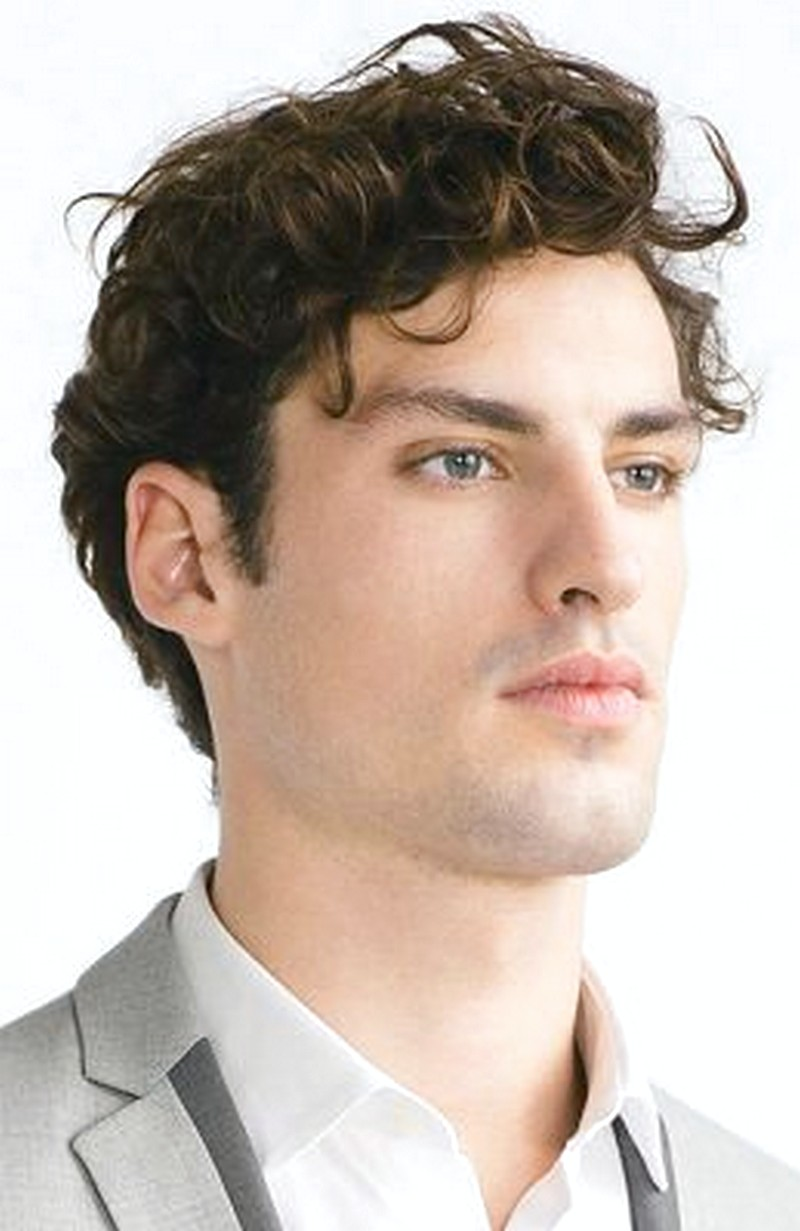 MenS-Hairstyle-Curly-Hair-2020 Men'S Hairstyle Curly Hair 2020