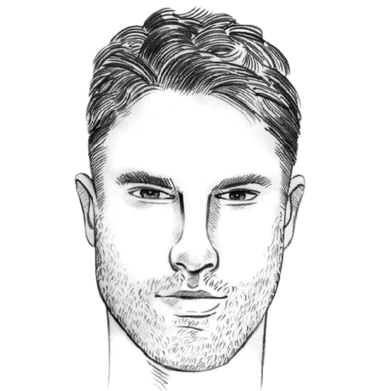 MenS-Hairstyle-For-Long-Thin-Face Men'S Hairstyle For Long Thin Face