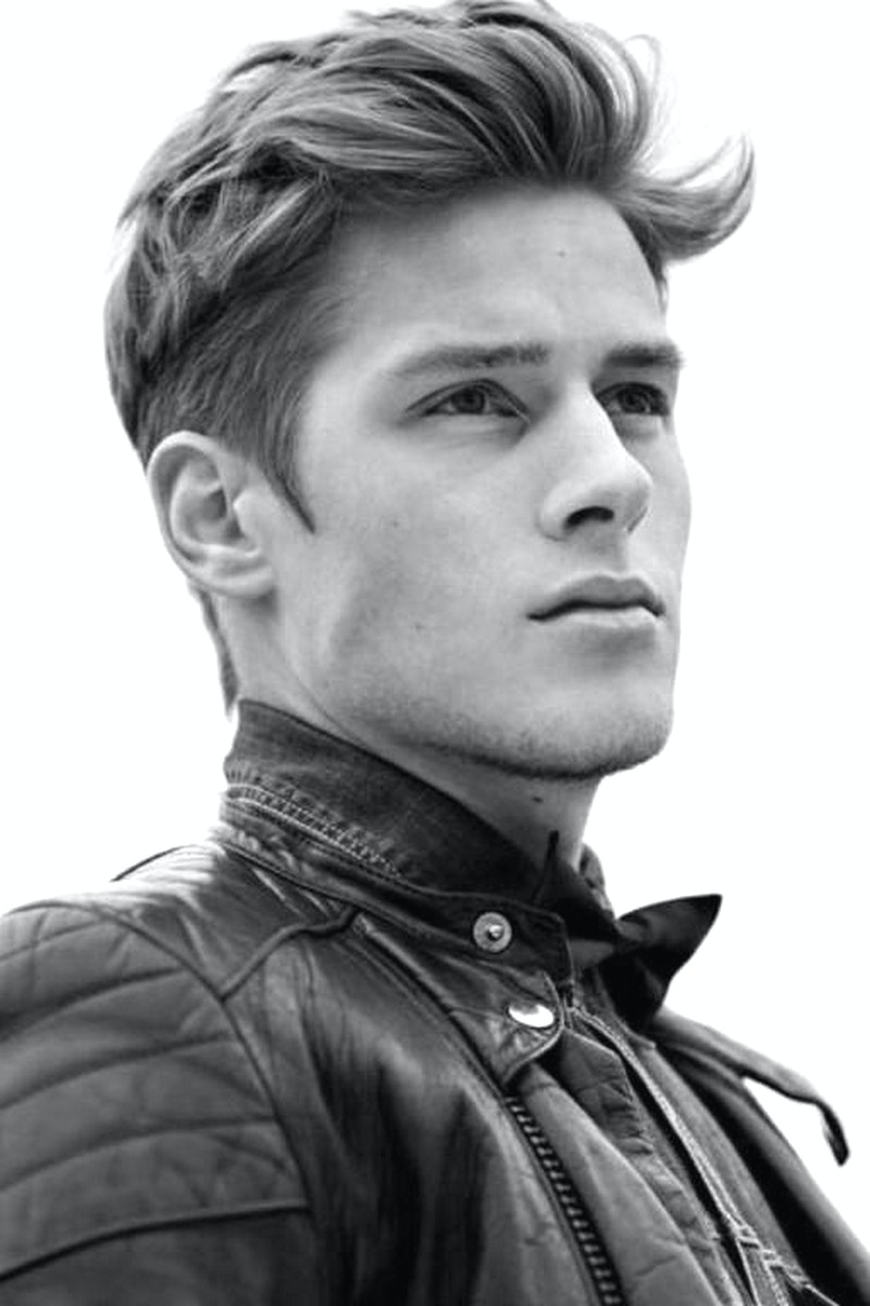 MenS-Hairstyle-For-Wavy-Thick-Hair Men'S Hairstyle For Wavy Thick Hair