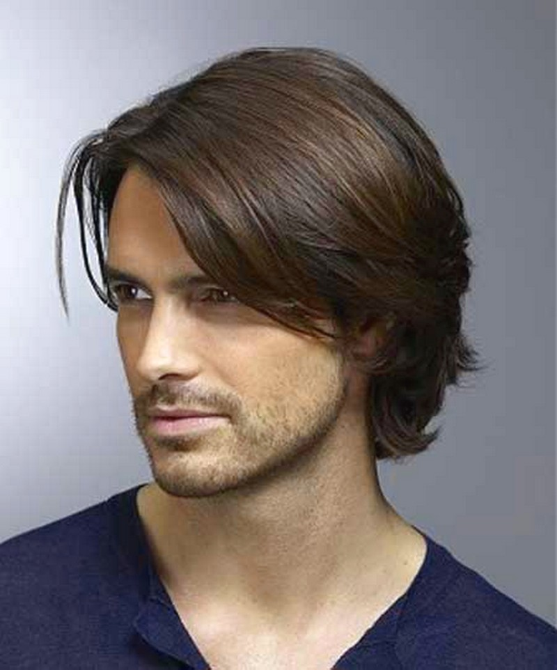 MenS-Hairstyle-Long-Length Men'S Hairstyle Long Length