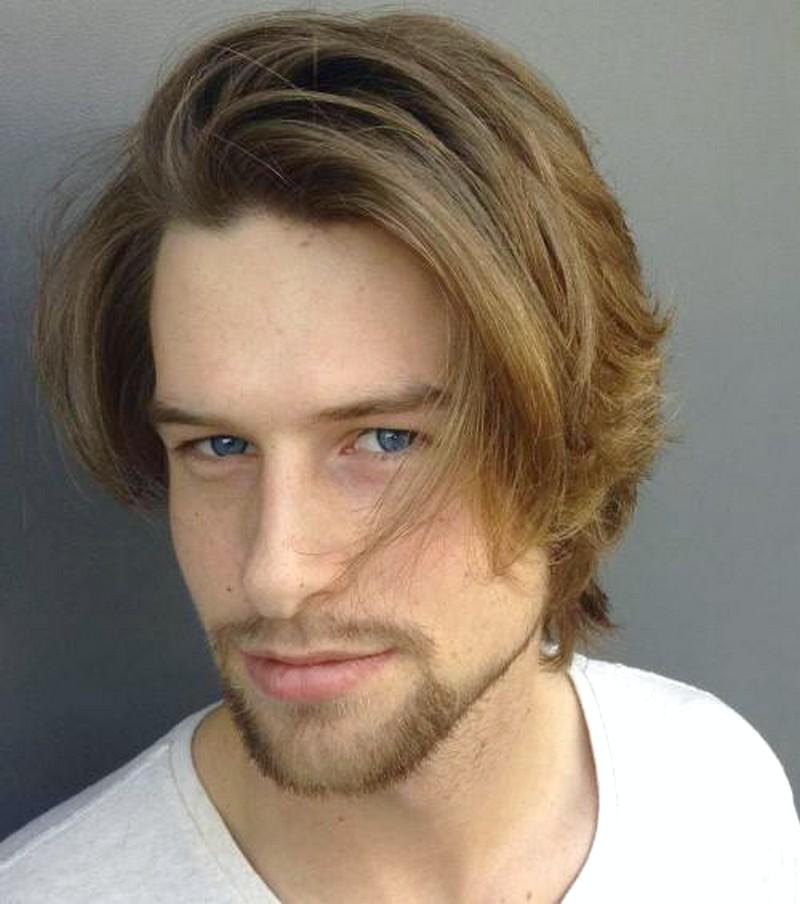 MenS-Hairstyle-Medium-Length-Hair Men'S Hairstyle Medium Length Hair