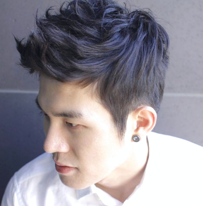 MenS-Hairstyle-Trends-2019-Asian Men'S Hairstyle Trends 2019 Asian