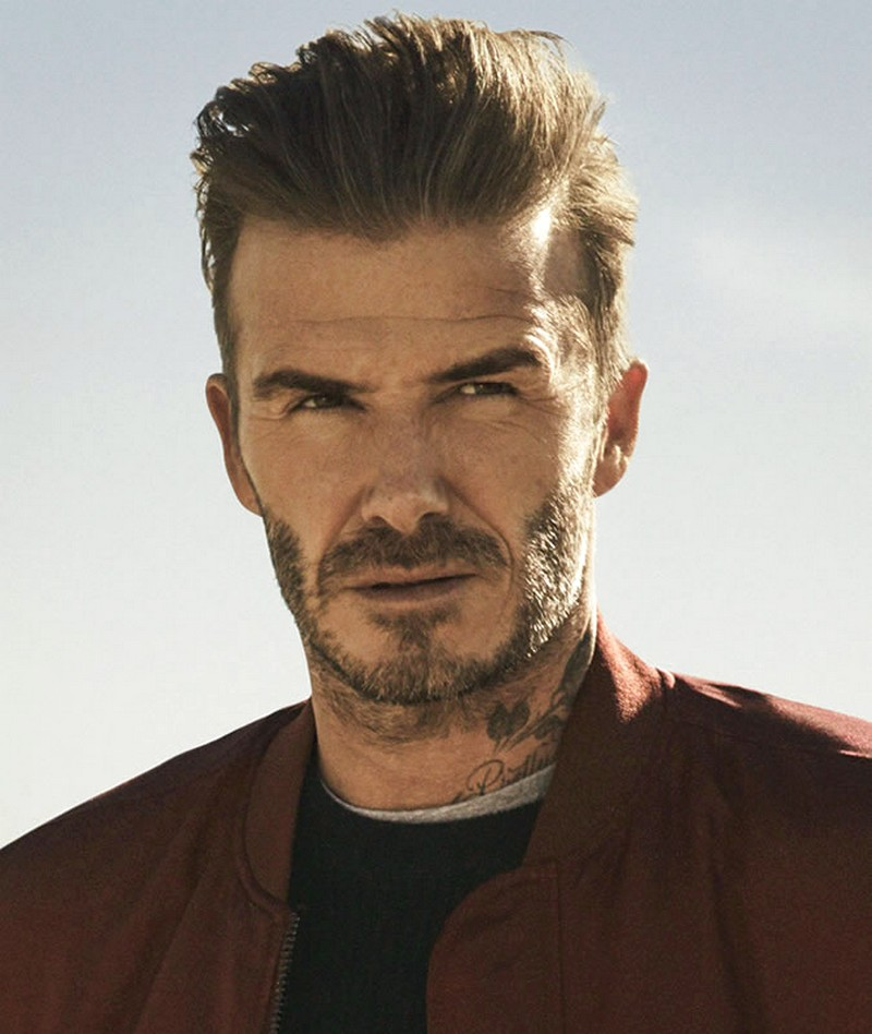 MenS-Hairstyles-David-Beckham Men'S Hairstyles David Beckham