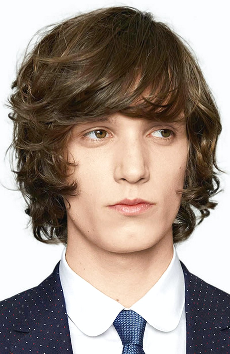 MenS-Long-Bang-Hairstyles Men'S Long Bang Hairstyles