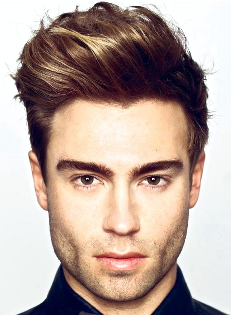 MenS-Long-Quiff-Hairstyle Men'S Long Quiff Hairstyle