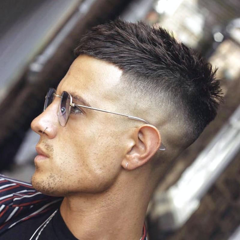 MenS-New-Short-Hairstyles-2020 Men'S New Short Hairstyles 2020