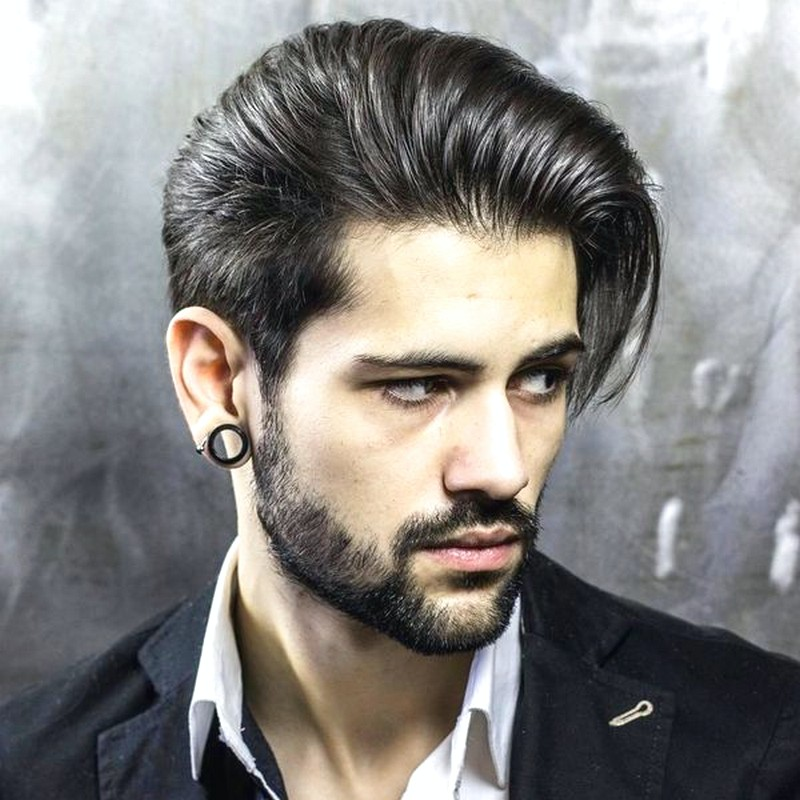 MenS-Short-And-Long-Hairstyles Men'S Short And Long Hairstyles