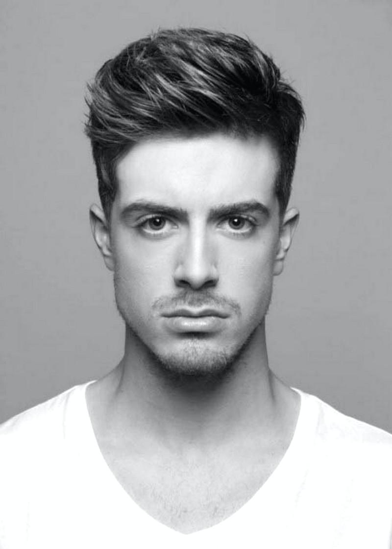 MenS-Short-And-Medium-Hairstyles Men'S Short And Medium Hairstyles