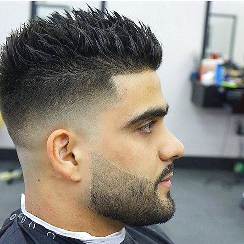 MenS-Short-And-Spiky-Hairstyles Men'S Short And Spiky Hairstyles