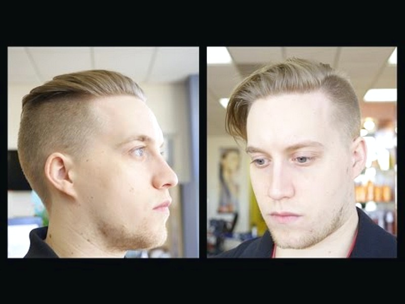 MenS-Short-Haircut-Tutorial Men'S Short Haircut Tutorial