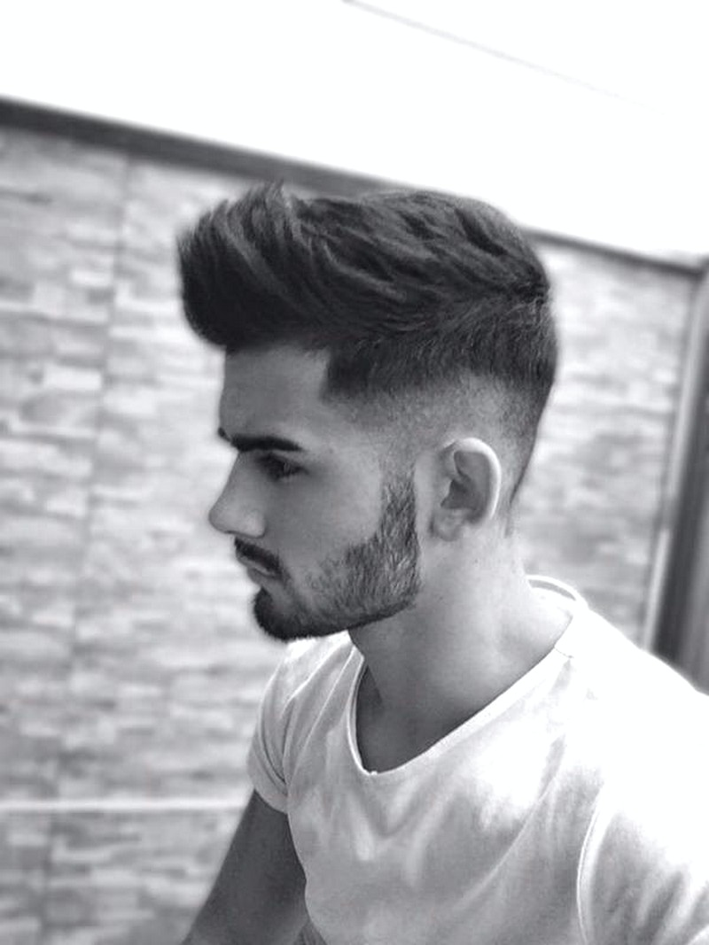 MenS-Side-Cut-Hair-Style-Images Men'S Side Cut Hair Style Images