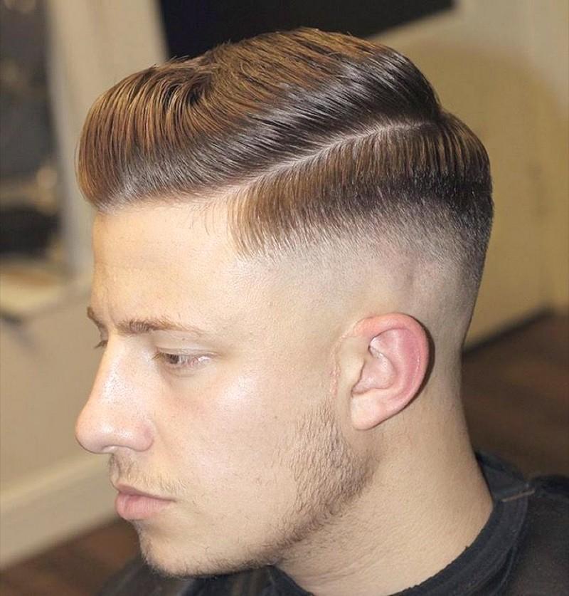 MenS-Side-Fade-Haircut Men'S Side Fade Haircut