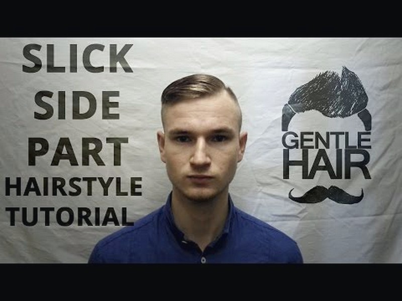 MenS-Side-Part-Haircut-Tutorial Men'S Side Part Haircut Tutorial