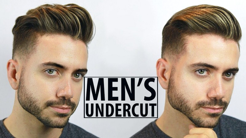 Mens-Haircut-Disconnected-Undercut Mens Haircut Disconnected Undercut
