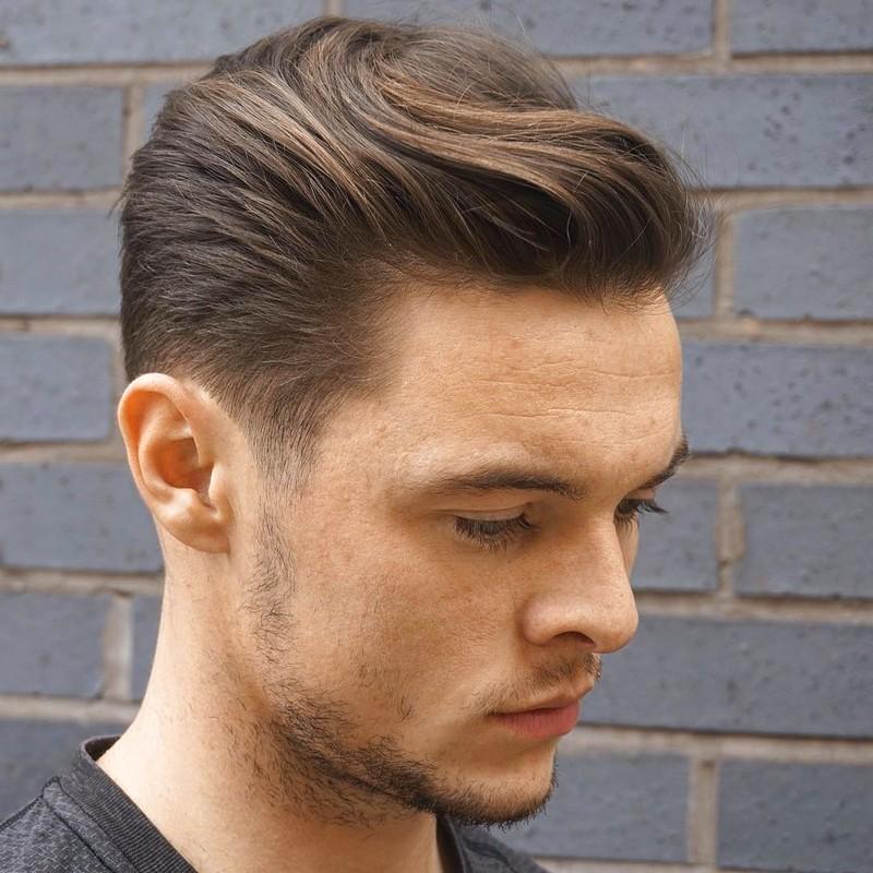 Mens-Haircut-Short-Back-Long-Top Mens Haircut Short Back Long Top