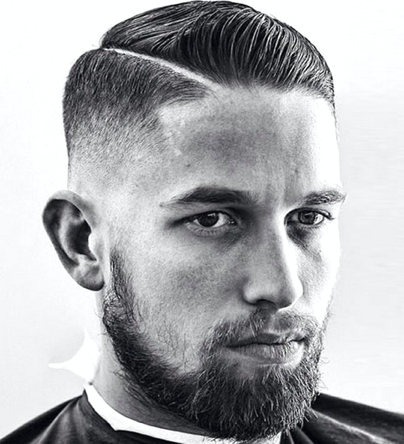 Mens-Haircut-Short-Part Mens Haircut Short Part