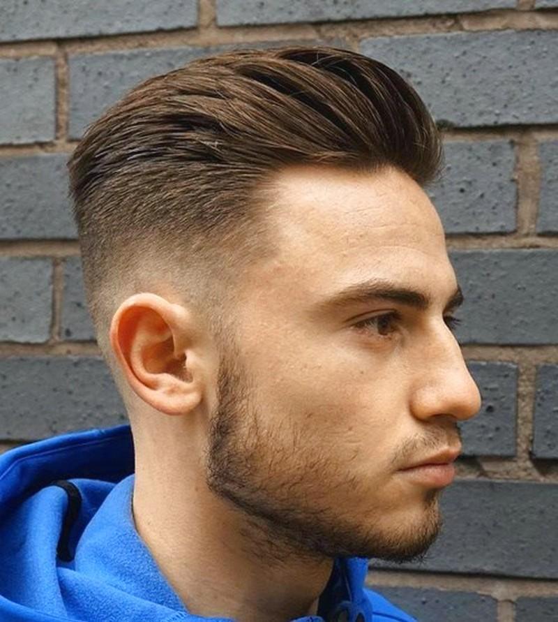 Mens-Haircut-Very-Short-Sides Mens Haircut Very Short Sides