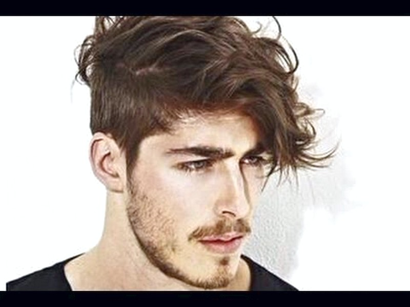 Mens-Haircuts-Short-Sides-Messy-Top Mens Haircuts Short Sides Messy Top