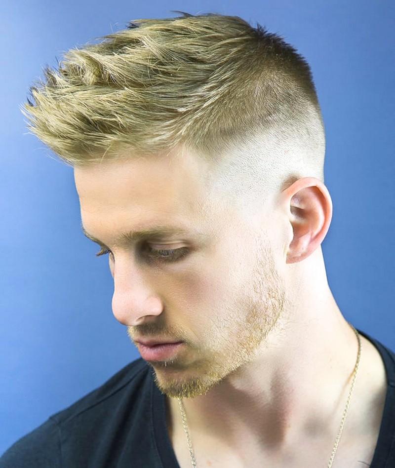 Mens-Hairstyles-2020-Short-Fade Mens Hairstyles 2020 Short Fade