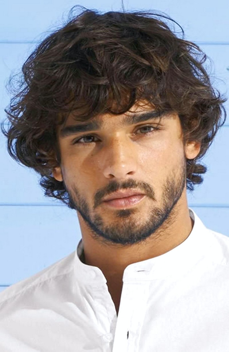 Mens-Hairstyles-For-Medium-Length-Curly-Hair Mens Hairstyles For Medium Length Curly Hair