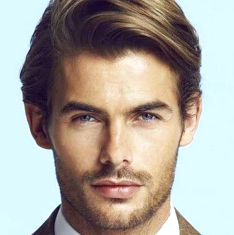 Mens-Hairstyles-For-Medium-Length-Straight-Hair Mens Hairstyles For Medium Length Straight Hair