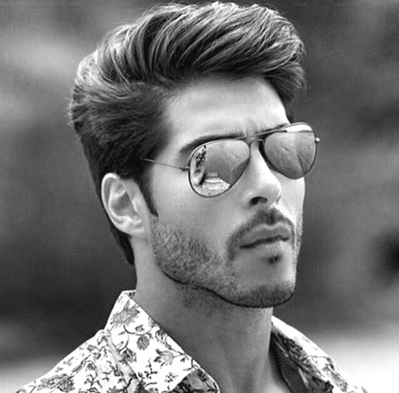 Mens-Hairstyles-For-Medium-Length-Thick-Hair Mens Hairstyles For Medium Length Thick Hair