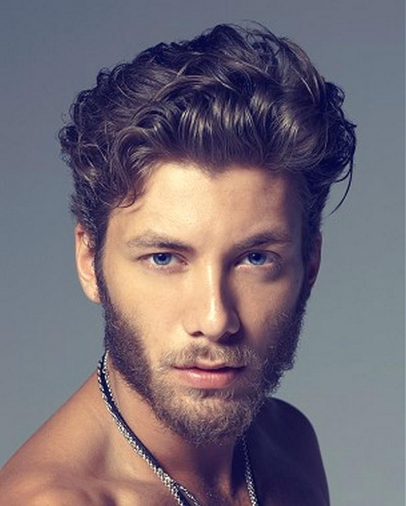 Mens-Hairstyles-For-Medium-Wavy-Hair Mens Hairstyles For Medium Wavy Hair