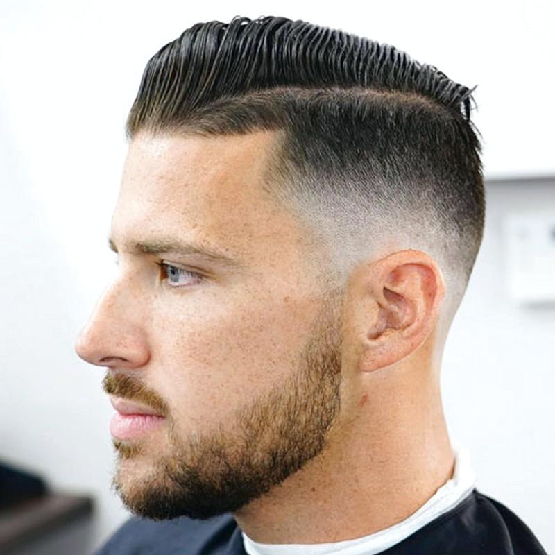 Mens-Hairstyles-Medium-Fade Mens Hairstyles Medium Fade