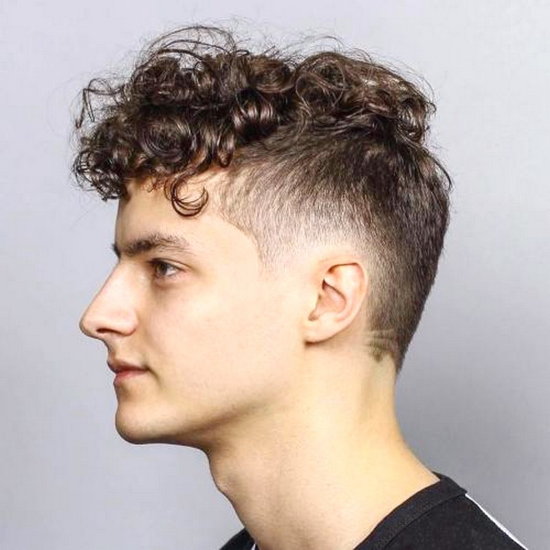 Mens-Hairstyles-Short-Back-And-Sides-Curly-On-Top Mens Hairstyles Short Back And Sides Curly On Top